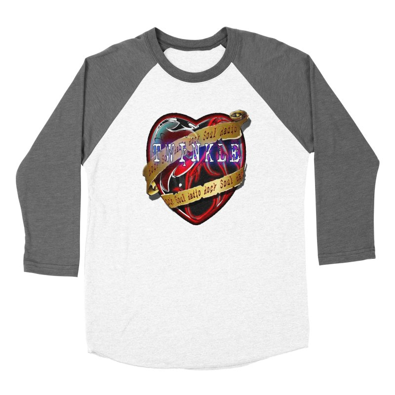 Twinkle and RSR love logo Women's Longsleeve T-Shirt by Twinkle's Artist Shop