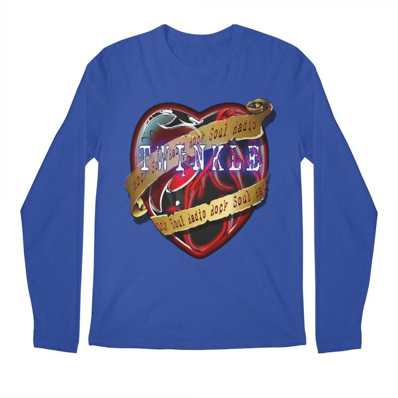 Twinkle and RSR love logo Men's Regular Longsleeve T-Shirt by Twinkle's Artist Shop