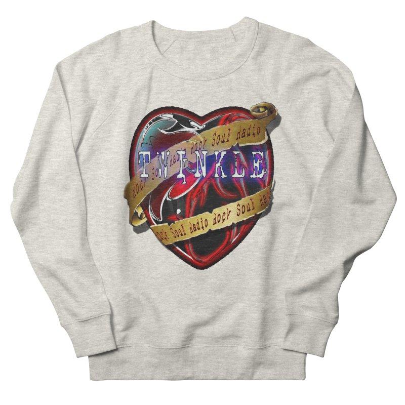 Twinkle and RSR love logo Women's Sweatshirt by Twinkle's Artist Shop
