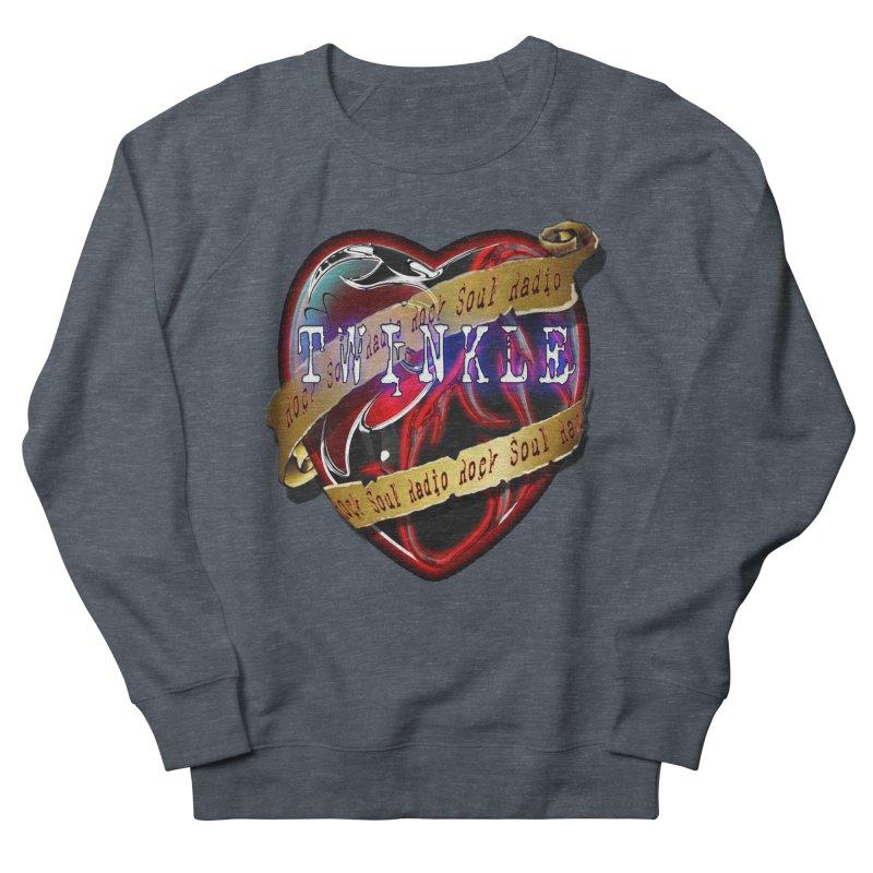 Twinkle and RSR love logo Men's Sweatshirt by Twinkle's Artist Shop