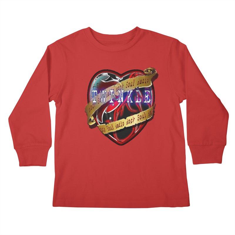 Twinkle and RSR love logo Kids Longsleeve T-Shirt by Twinkle's Artist Shop