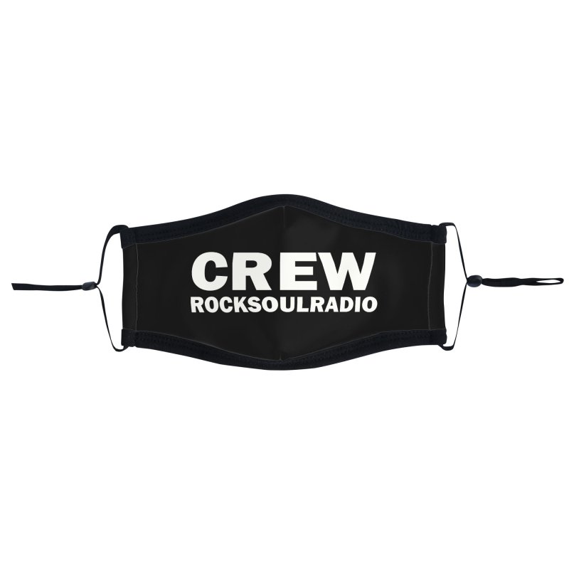 RSR CREW SHIRT Accessories Face Mask by Twinkle's Artist Shop