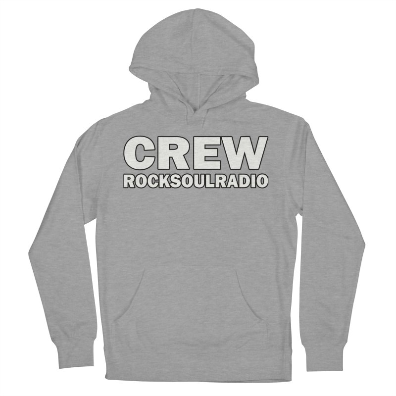 RSR CREW SHIRT Women's Pullover Hoody by Twinkle's Artist Shop