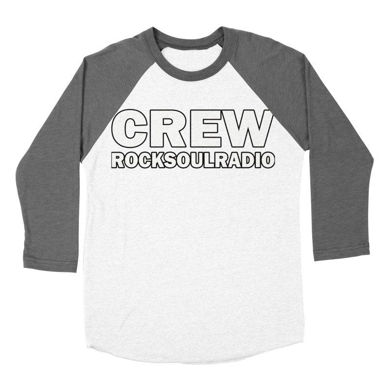 RSR CREW SHIRT Women's Longsleeve T-Shirt by Twinkle's Artist Shop
