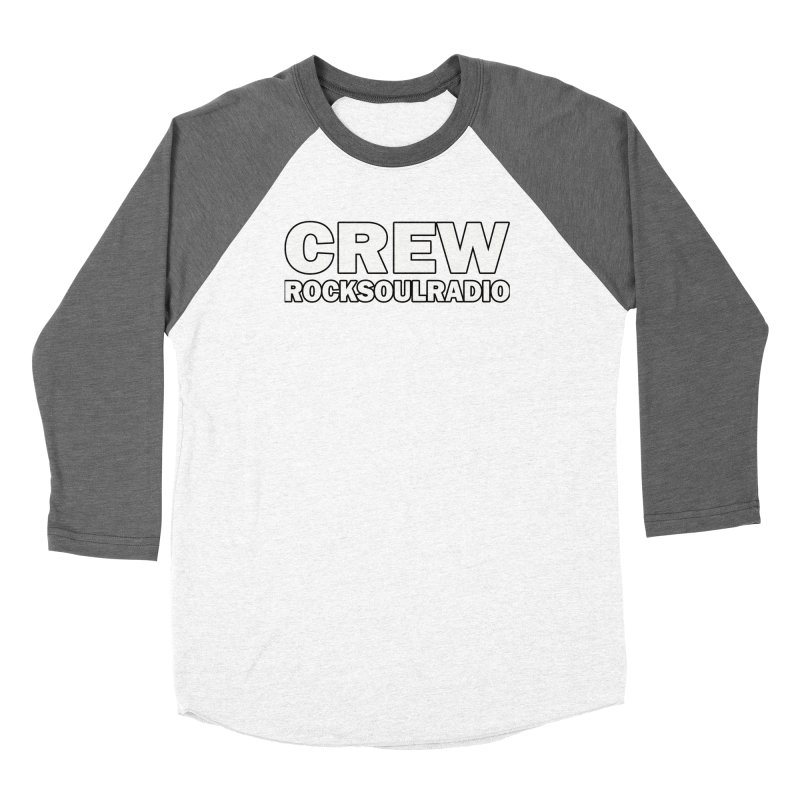 RSR CREW SHIRT Women's Longsleeve T-Shirt by Twinkle's Artist Shop