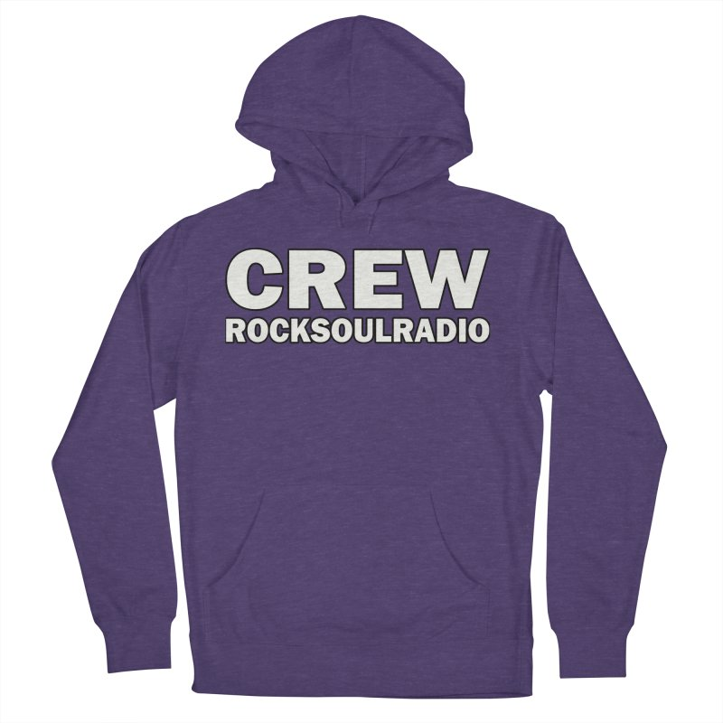 RSR CREW SHIRT Men's Pullover Hoody by Twinkle's Artist Shop