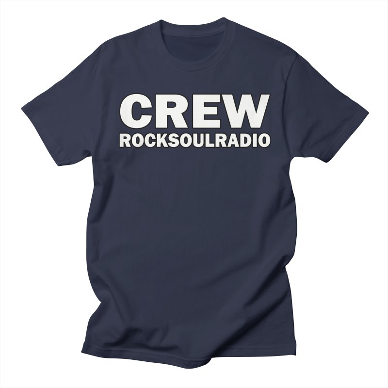 RSR CREW SHIRT Men's T-Shirt by Twinkle's Artist Shop