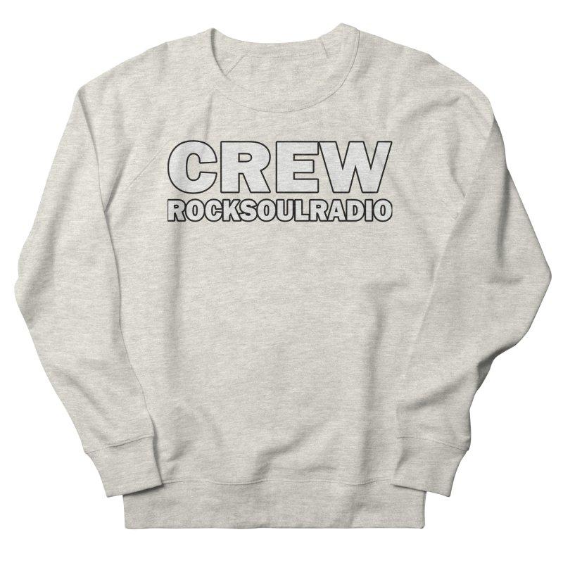 RSR CREW SHIRT Women's Sweatshirt by Twinkle's Artist Shop