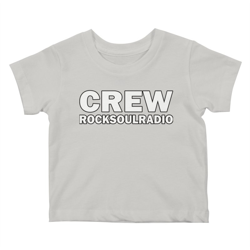 RSR CREW SHIRT Kids Baby T-Shirt by Twinkle's Artist Shop