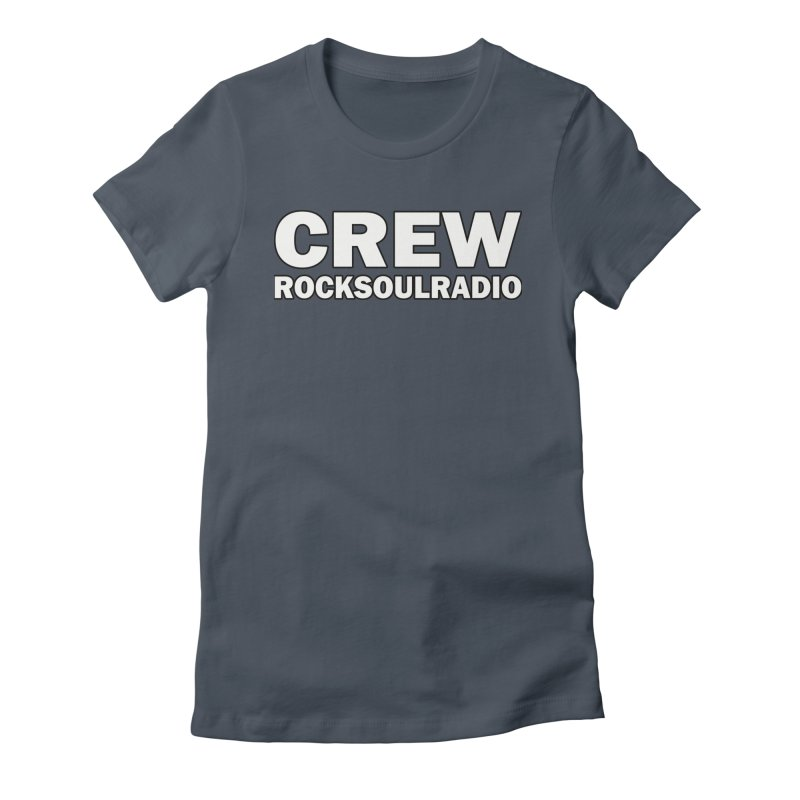 RSR CREW SHIRT Women's T-Shirt by Twinkle's Artist Shop