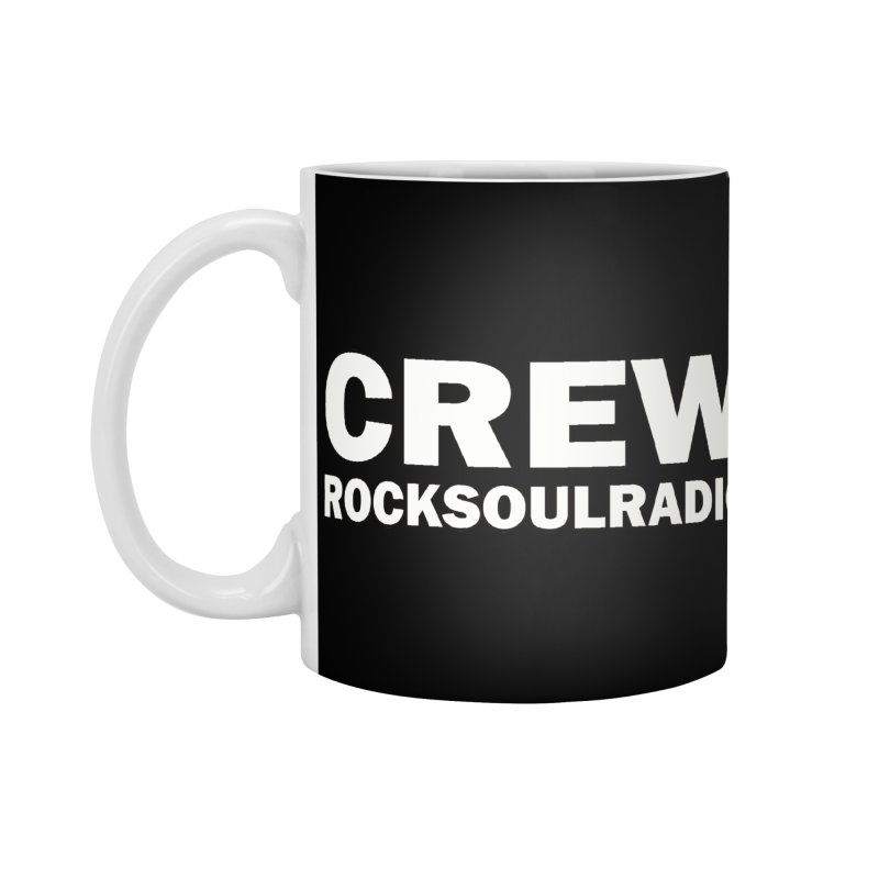 RSR CREW SHIRT Accessories Mug by Twinkle's Artist Shop