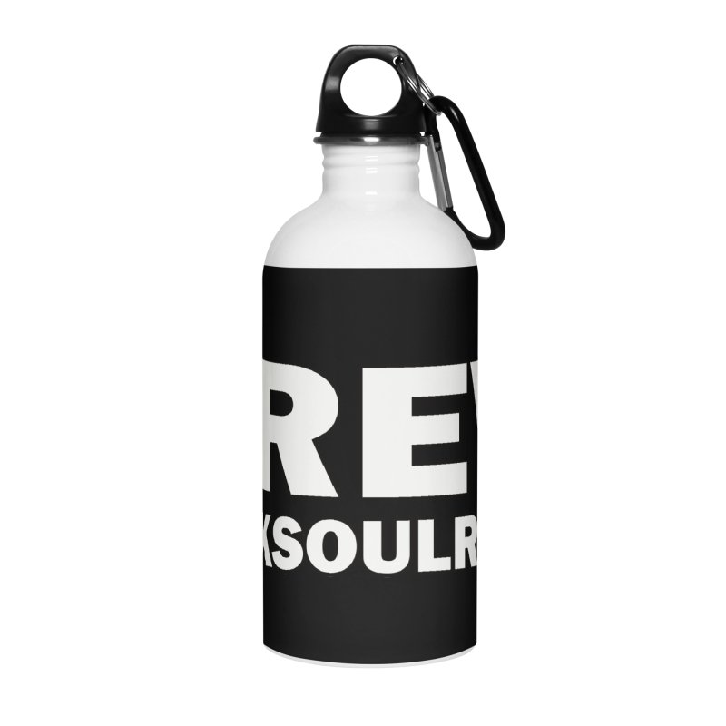 RSR CREW SHIRT Accessories Water Bottle by Twinkle's Artist Shop