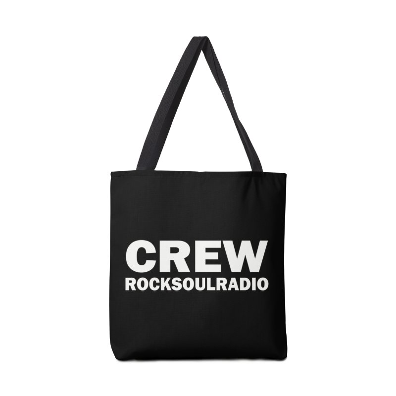 RSR CREW SHIRT Accessories Tote Bag Bag by Twinkle's Artist Shop