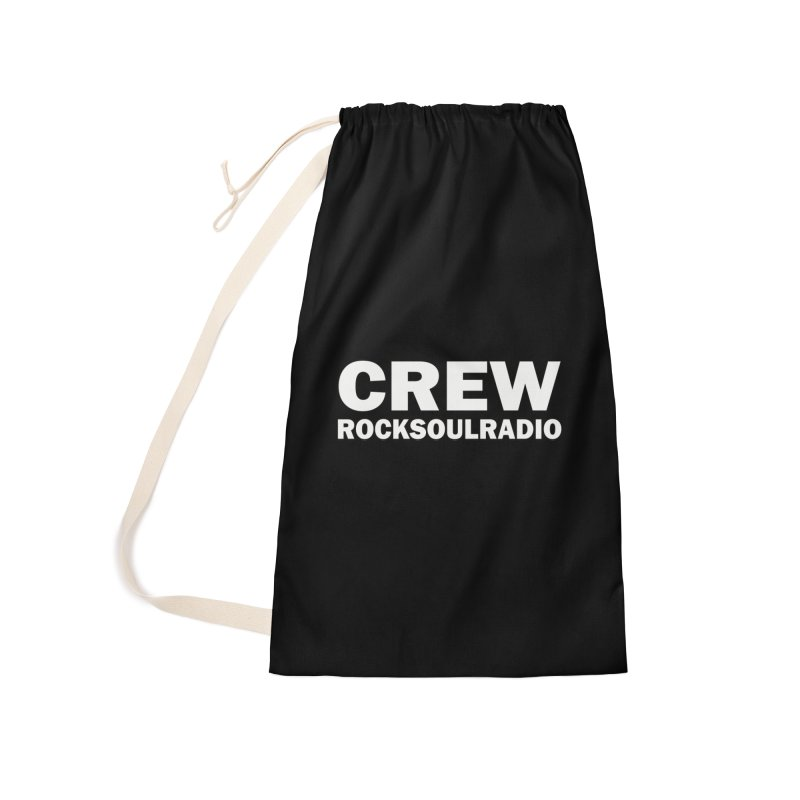 RSR CREW SHIRT Accessories Bag by Twinkle's Artist Shop