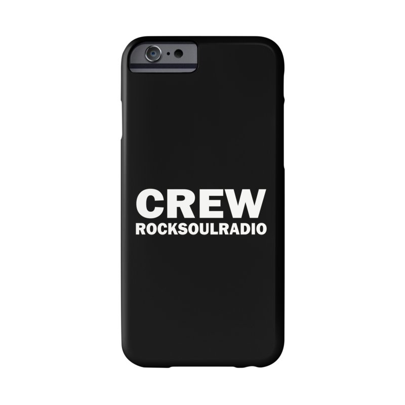 RSR CREW SHIRT Accessories Phone Case by Twinkle's Artist Shop