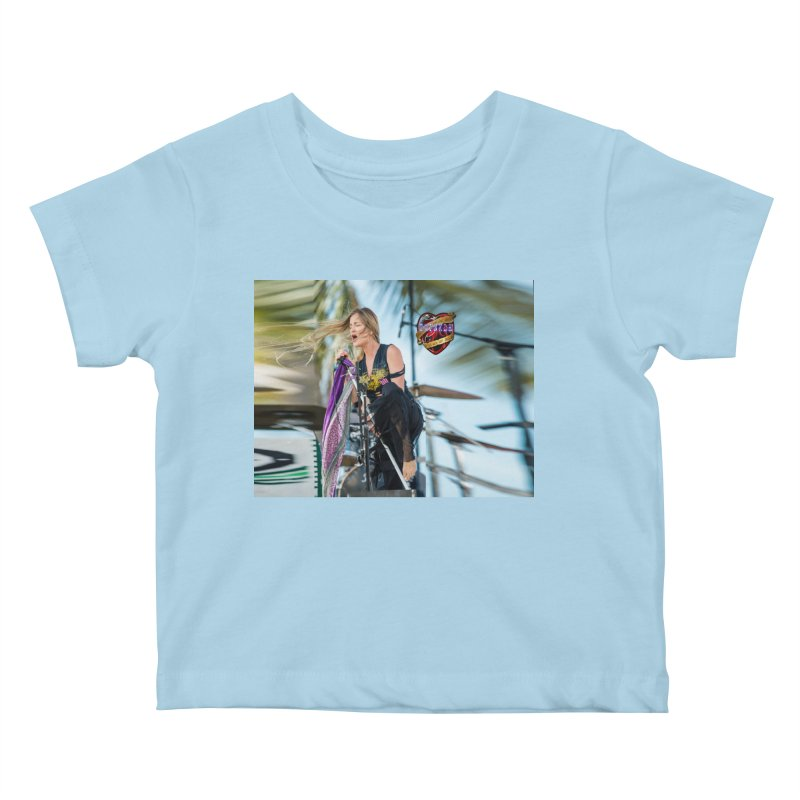 Twinkle live barefoot Kids Baby T-Shirt by Twinkle's Artist Shop