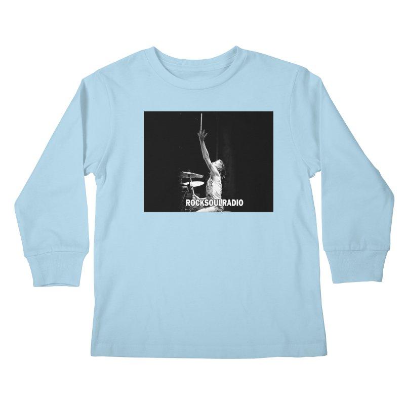 sometimes ya gotta say Puckett! Kids Longsleeve T-Shirt by Twinkle's Artist Shop