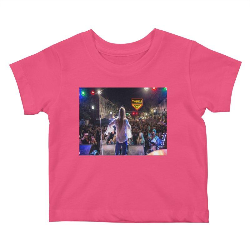 TWINKLE ARMY Kids Baby T-Shirt by Twinkle's Artist Shop