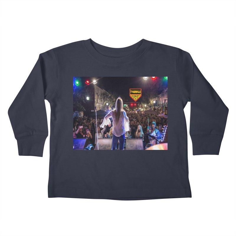 TWINKLE ARMY Kids Toddler Longsleeve T-Shirt by Twinkle's Artist Shop