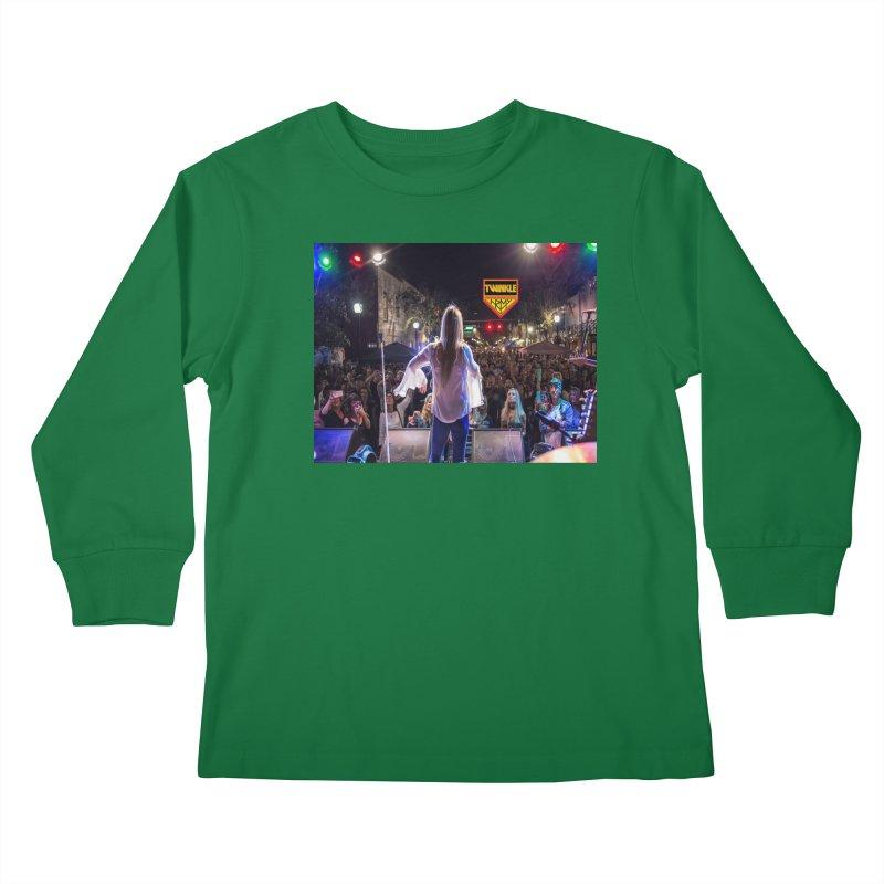 TWINKLE ARMY Kids Longsleeve T-Shirt by Twinkle's Artist Shop