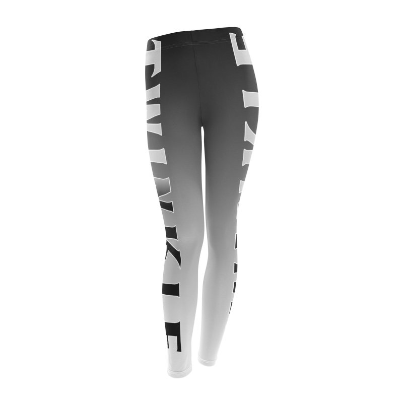 Leggings, Shoes, stickers Women's Leggings Bottoms by Twinkle's Artist Shop