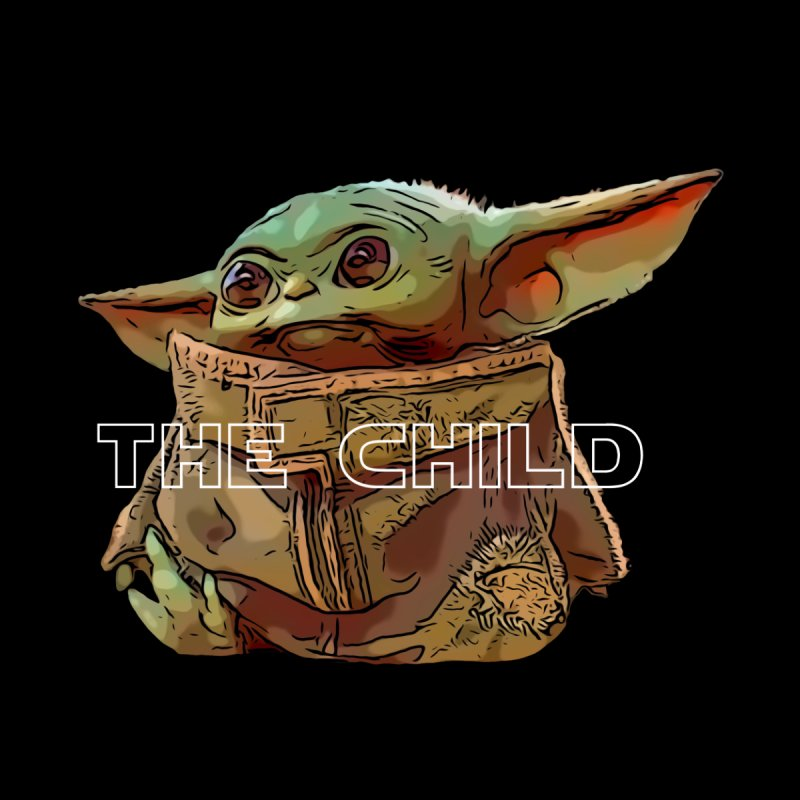 Baby Yoda 3 by TwistedPhillyPodcast's Shop