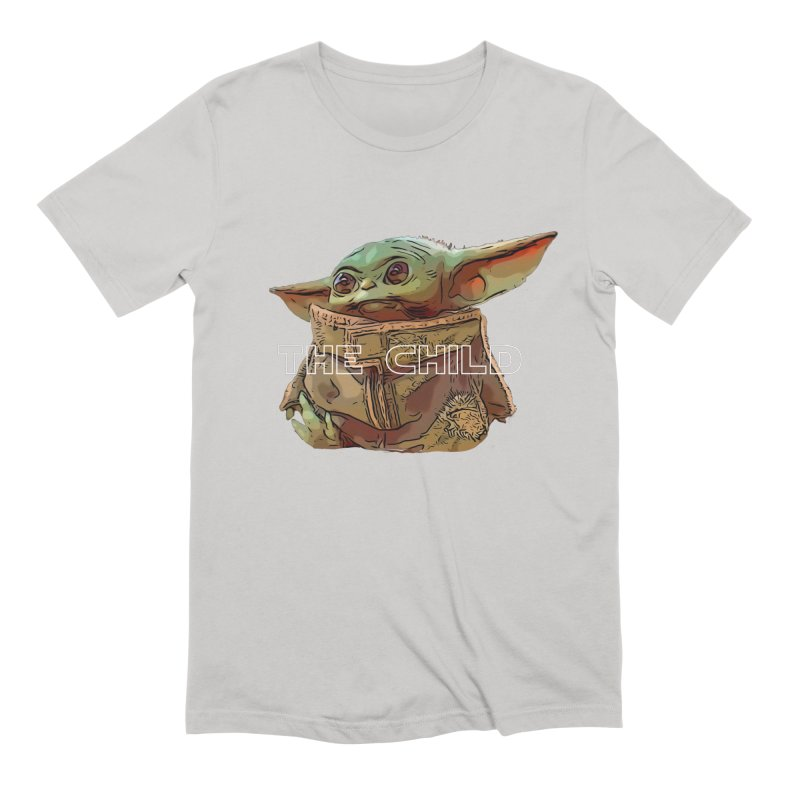 Baby Yoda 3 Men's Extra Soft T-Shirt by TwistedPhillyPodcast's Shop