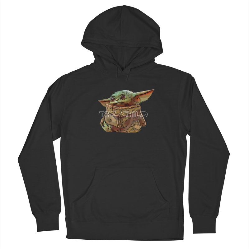 Baby Yoda 3 Men's Pullover Hoody by TwistedPhillyPodcast's Shop