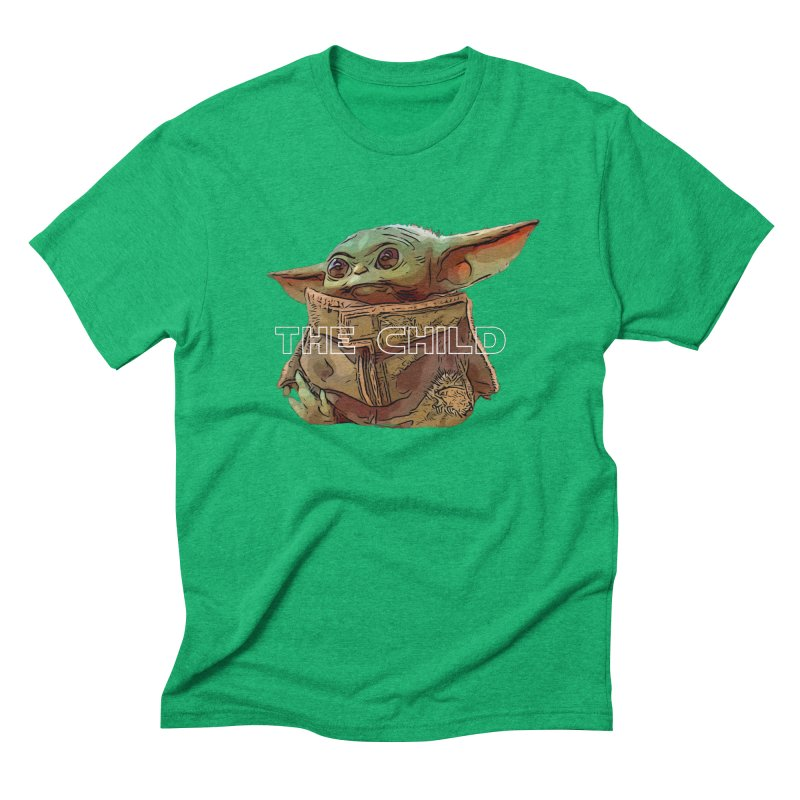 Baby Yoda 3 Men's T-Shirt by TwistedPhillyPodcast's Shop
