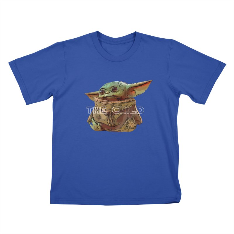 Baby Yoda 3 Kids T-Shirt by TwistedPhillyPodcast's Shop