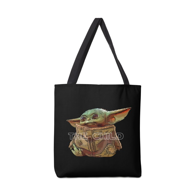 Baby Yoda 3 Accessories Tote Bag Bag by TwistedPhillyPodcast's Shop