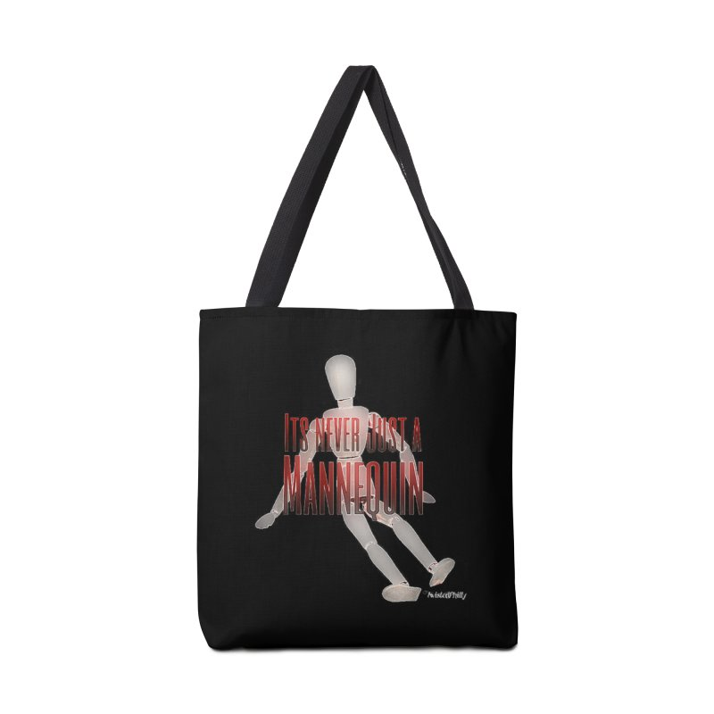 Its Never Just a Mannequin Accessories Bag by TwistedPhillyPodcast's Shop