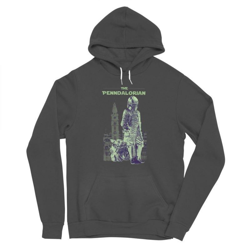 William Penn Baby Yoda Women's Sponge Fleece Pullover Hoody by TwistedPhillyPodcast's Shop