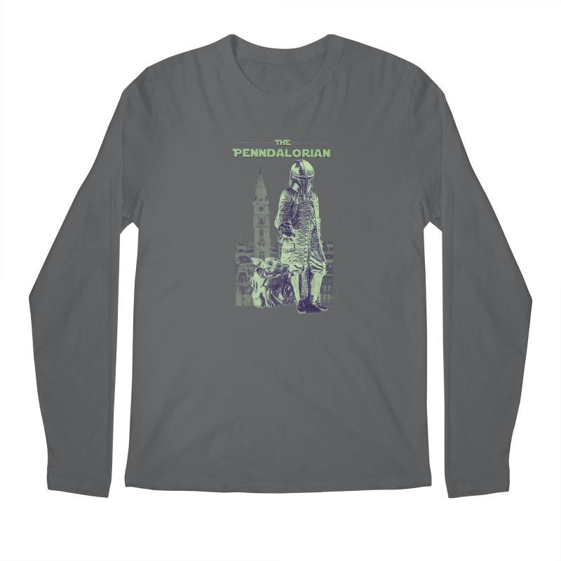 The Penndalorian - Philadelphia William Penn Men's Longsleeve T-Shirt by TwistedPhillyPodcast's Shop