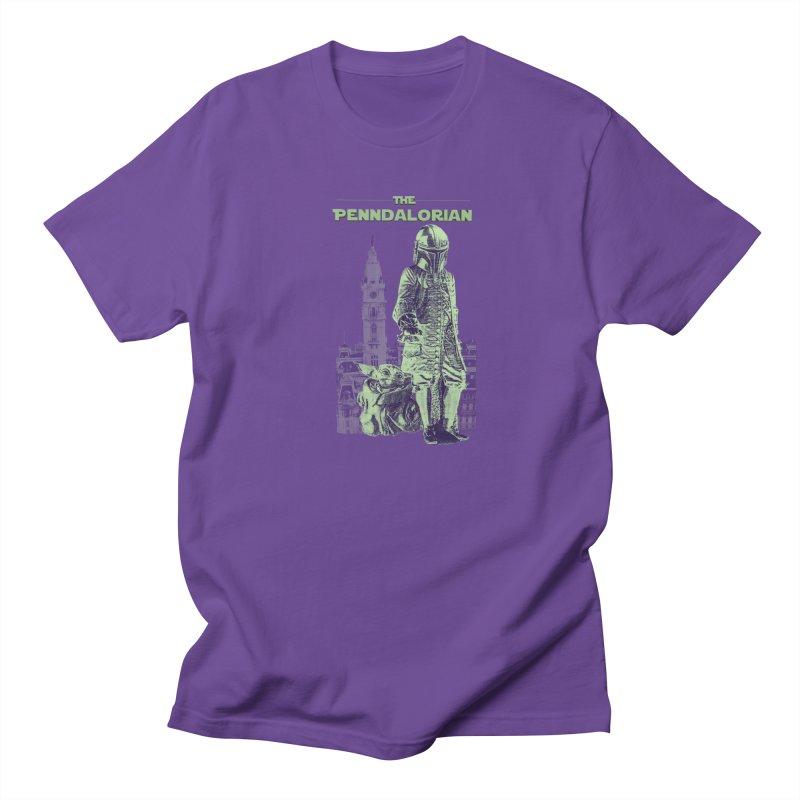 William Penn Baby Yoda Men's Regular T-Shirt by TwistedPhillyPodcast's Shop