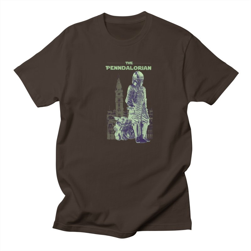 William Penn Baby Yoda Men's T-Shirt by TwistedPhillyPodcast's Shop