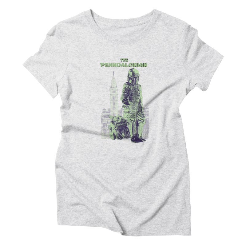 William Penn Baby Yoda Women's T-Shirt by TwistedPhillyPodcast's Shop