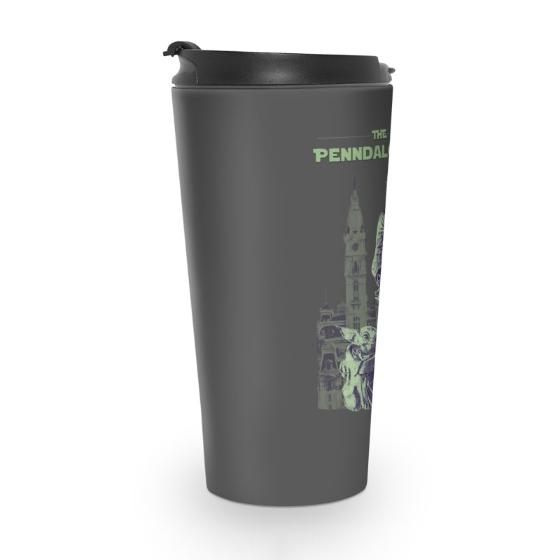 William Penn Baby Yoda Accessories Travel Mug by TwistedPhillyPodcast's Shop