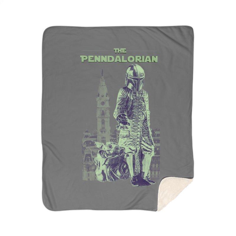 The Penndalorian - Philadelphia William Penn Home Blanket by TwistedPhillyPodcast's Shop