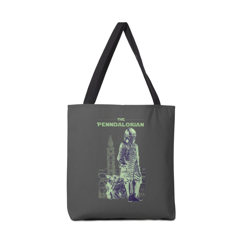 William Penn Baby Yoda Accessories Tote Bag Bag by TwistedPhillyPodcast's Shop