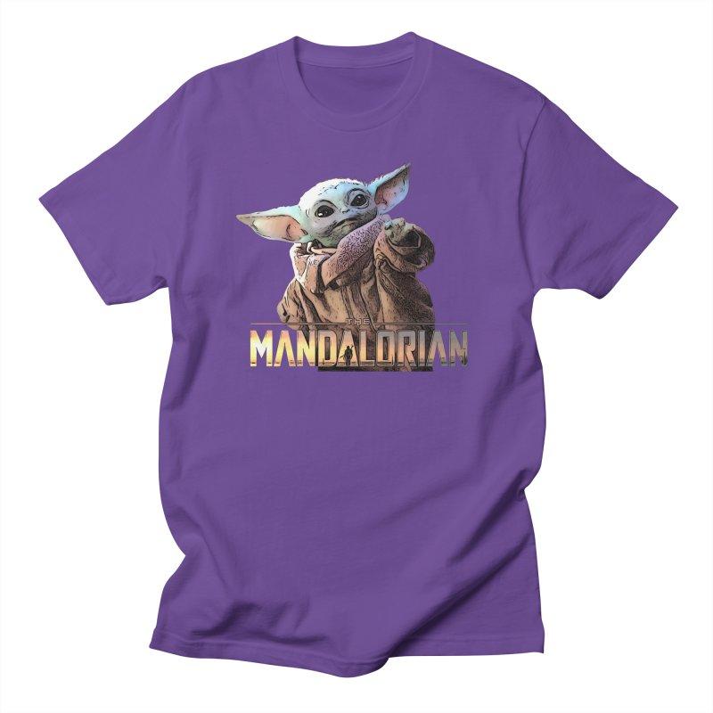Baby Yoda 2 Men's Regular T-Shirt by TwistedPhillyPodcast's Shop