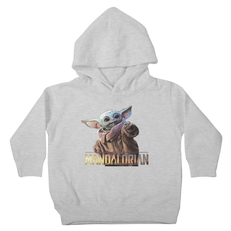 Baby Yoda 2 Kids Toddler Pullover Hoody by TwistedPhillyPodcast's Shop