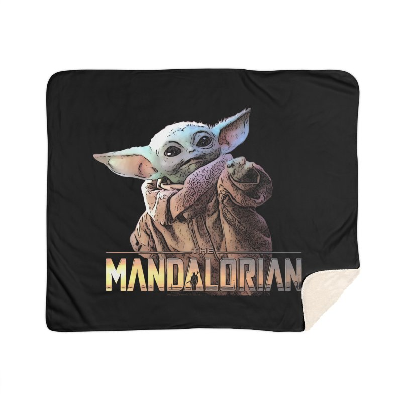 Baby Yoda 2 Home Blanket by TwistedPhillyPodcast's Shop