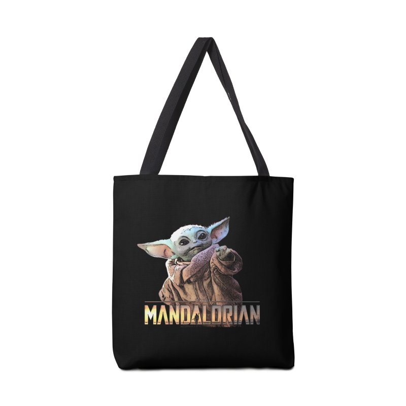 Baby Yoda 2 Accessories Tote Bag Bag by TwistedPhillyPodcast's Shop