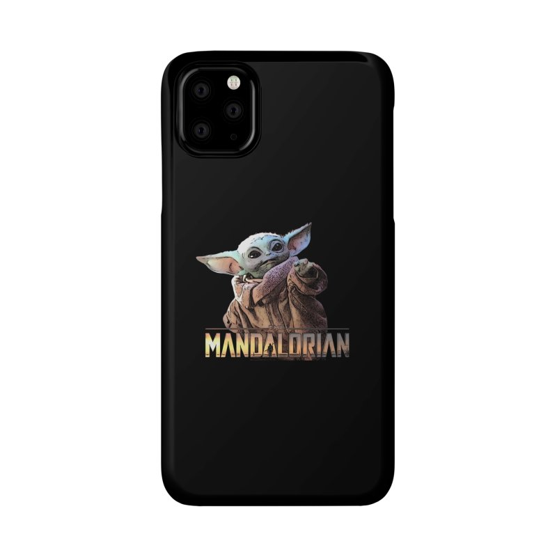 Baby Yoda 2 Accessories Phone Case by TwistedPhillyPodcast's Shop