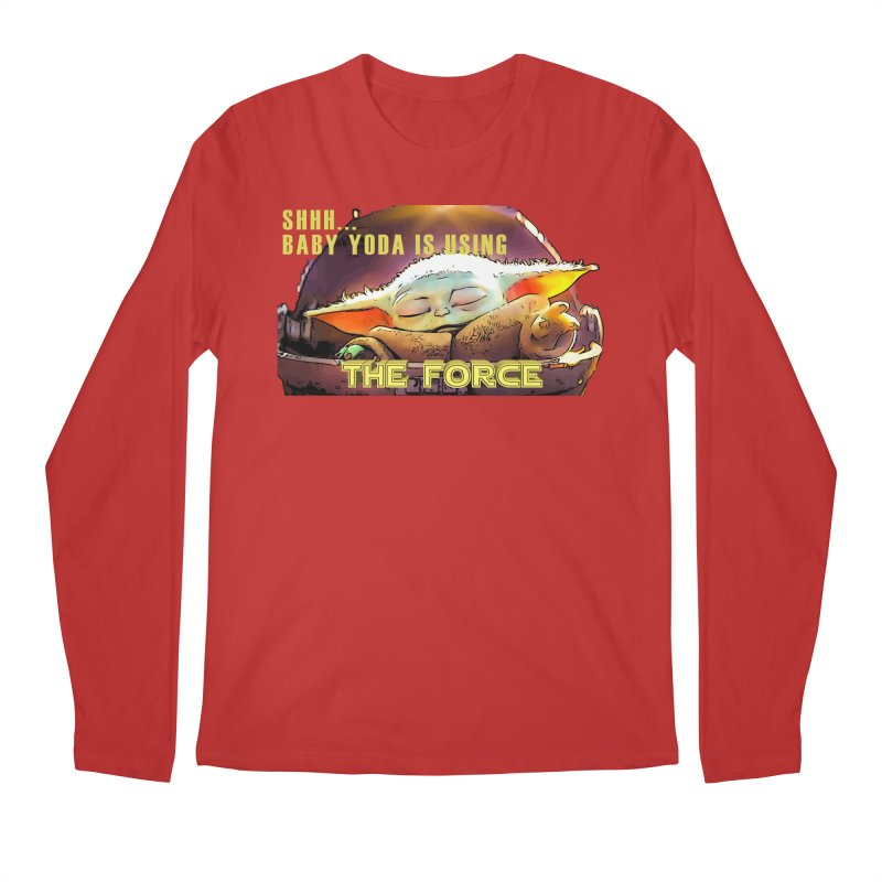 The Baby 1 Men's Regular Longsleeve T-Shirt by TwistedPhillyPodcast's Shop