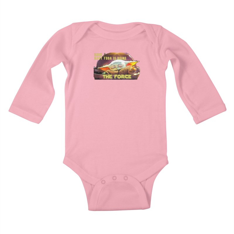 The Baby 1 Kids Baby Longsleeve Bodysuit by TwistedPhillyPodcast's Shop