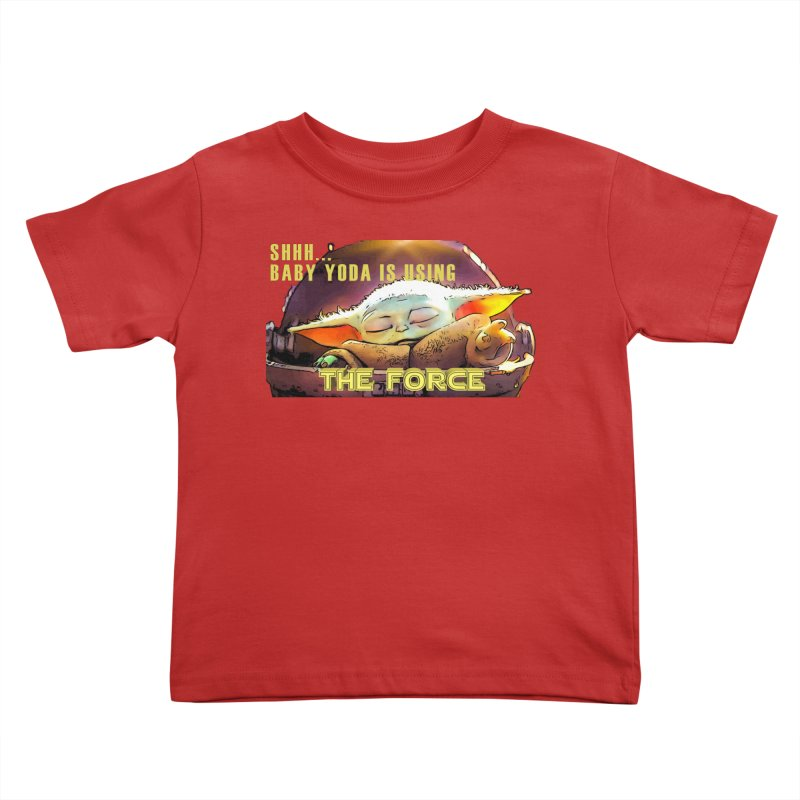 The Baby 1 Kids Toddler T-Shirt by TwistedPhillyPodcast's Shop