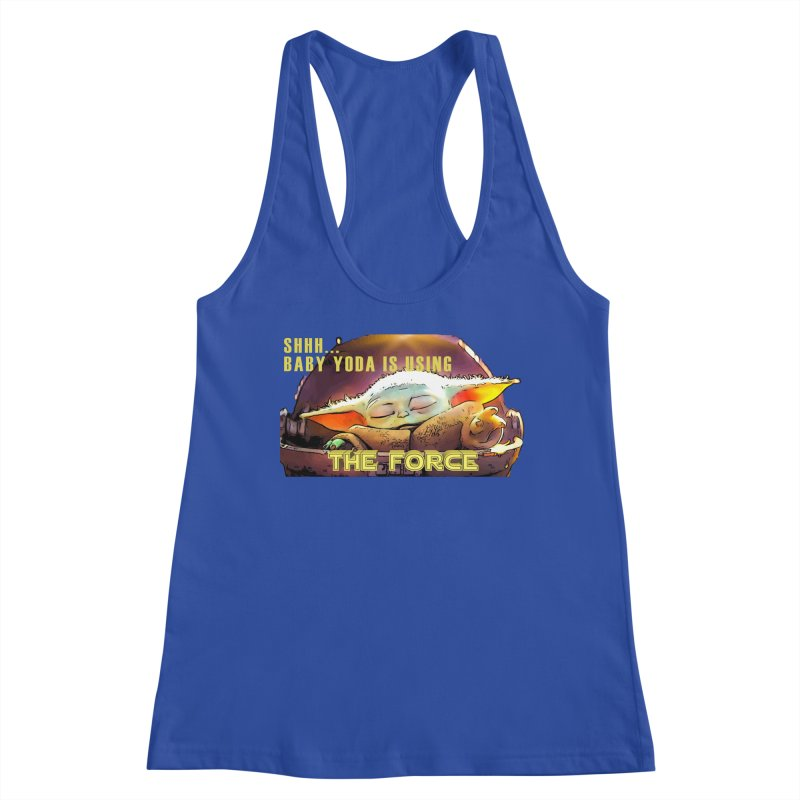 The Baby 1 Women's Racerback Tank by TwistedPhillyPodcast's Shop