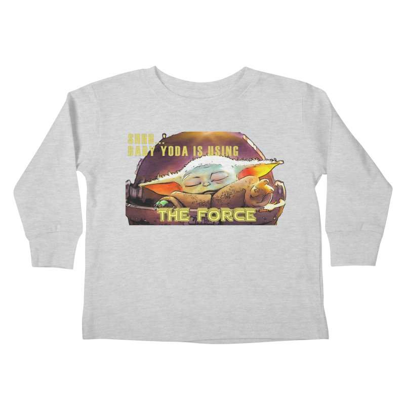 The Baby 1 Kids Toddler Longsleeve T-Shirt by TwistedPhillyPodcast's Shop
